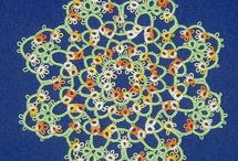 Crochet - For Tables / DOILIES, TABLE RUNNERS, PLACE MATS,  COASTERS / by Brenda Tigano-Thomas Pacheco