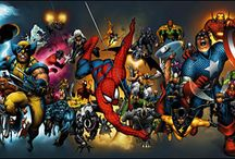 Marvel Comics Related Stuff / by Geek Alerts