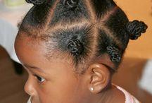 Hair-lil' one / by jenn_mi