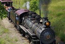 Trains / by Debbie Lynch