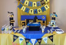 Bday party ideas / by Christina Staes