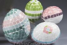 Mosaic Crafts / by CraftsnCoffee