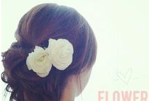 Bridesmaid hairdos / by Laura Hughes