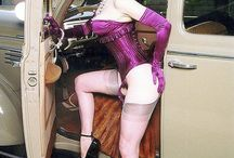 Pin-Up Inspiration / by Kenda McNeil
