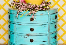 painted furniture / by Sue Driscoll