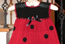 Crochet baby clothes / by Angela Mcdonald