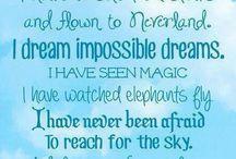 Wonderful World of Disney / by Kenna Riddle