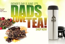 Dads ♥ Tea / Father's Day is Sunday, June 17th! / by TEAVANA