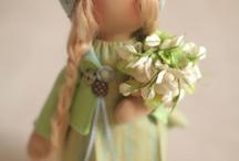 dolls / by Paulina Wośko