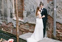 OUR WEDDINGS & STYLED SHOOTS / by Chic Weddings