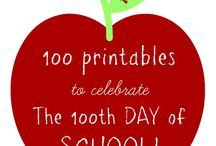 100th Day Ideas / by Heather Noel