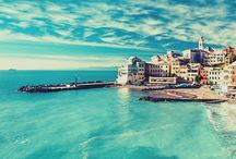 Bogliasco, Italy / Meet me here http://ow.ly/tpZwZ / by Travelocity Travel