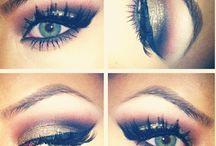 makeup looks / by Sarah Carpenter