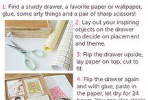 DIY & Crafts Ideas! / by Christine Carlsson