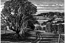 1. Wood Engraving/Block Cutting / by Beverly Bauer