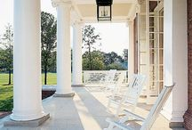 Porches Are a Must. / by Christina Smiley
