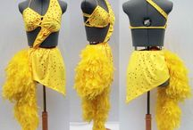 Dance costume inspiration-Shake a Tailfeather / by haynesbass