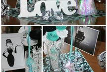 Breakfast at Tiffany's themed Bat Mitzvah / by Simcha Peer
