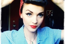 Pin Up Style / by Shanella Henry-Norwood