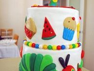 FOOD-- Dessert- Fun Cake, Cookie, Cupcake ideas and tips / by Olivia Odom