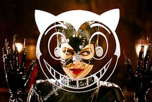 Catwoman / by Little Gothic Horrors