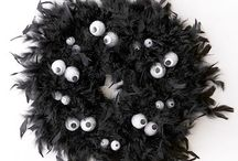 Halloween / Halloween inspiration, Wed night craft ideas,  / by Amanda Reis Jones