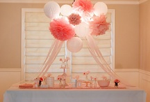 Baby & Bridal Showers / by Christee Nabor