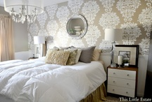 Stencil Inspiration / by Amy Chalmers - Maison Decor