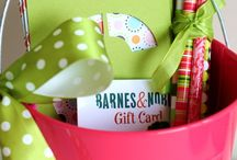 Gift ideas / by Carey Gardner