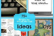 Blogging / by Lori Falstrom Rose