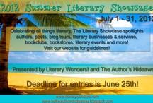 Literary Showcase / by Author Yolanda Johnson-Bryant
