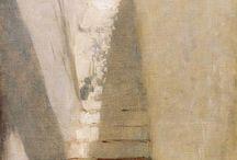 Artist: John Singer Sargent / by Art by Wietzie