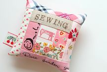 Pincushions / by Sherri McConnell: A Quilting Life Blog