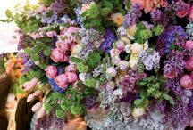 Inspirations: Arrangements / by Rose of Sharon Floral Designs, Althea Wiles