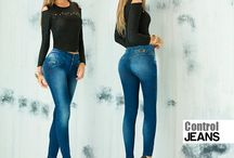 CONTROL JEANS / by FC FIT CONCEPT