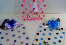 Teacher gift ideas / by Allie Cofer