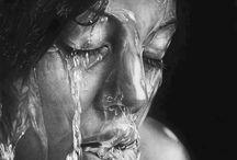 pencil art / by Judy DeRosa