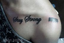 Tattoo ideas / by Laura Aguinaga