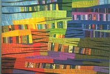 art quilts / by Kristin Freeman