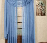 sheer-curtains / Lovely sheer curtains post ideas for your home / by Swags Galore