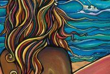 POLYNESIA- PACIFIC ISLANDS LOVE.  / by Tav Grewal