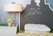 Home inspiration | Nursery/Kid's room / by Senja Lindahl