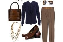 Outfit inspiration  / by Caroline Raine