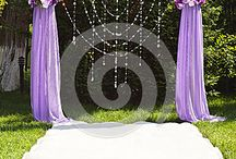 Wedding arches / by Esther Wise Mills