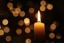candles / by Hiroko Ohtsu