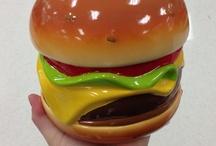 burger time / by artnau