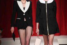 Best of Milan Fashion Week / The very best looks from the Milan Fashion Week Runways! / by Ngoni Chikwenengere