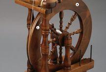 spinning yarn / by Makeba Negron