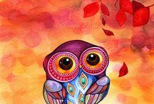 Owl love you. / by Tessa Allsop