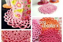 Crochet - Häkeln / Häkel Ideen Anleitungen Dekoration Fashion / by Cori Na